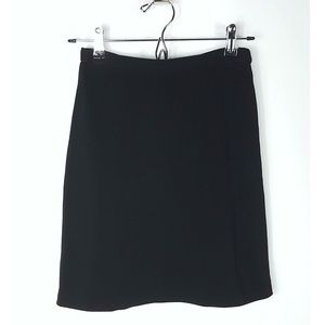Caslon Black Career Skirt Women's XS Petite